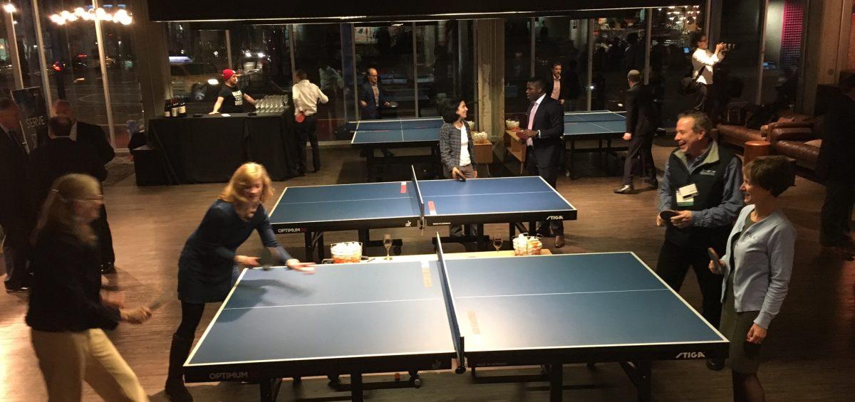 Incubator vs. Incubator Ping-Pong Game JPM 2018